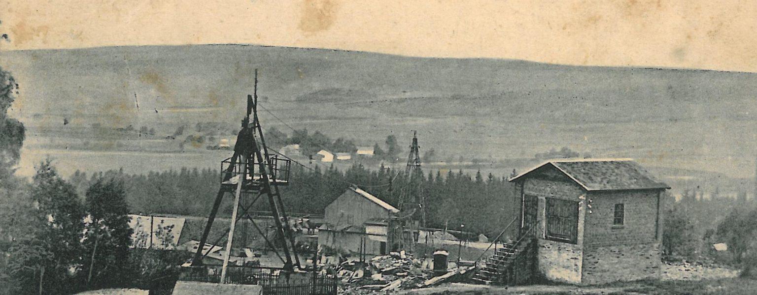 Theumaer Plattenbrüche ca. 1910