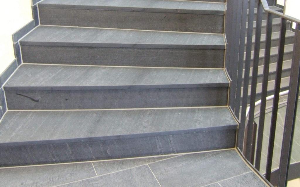 gewendelte Stufen
