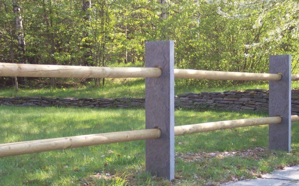Gartensäule (Bohrloch individuell herstellbar)