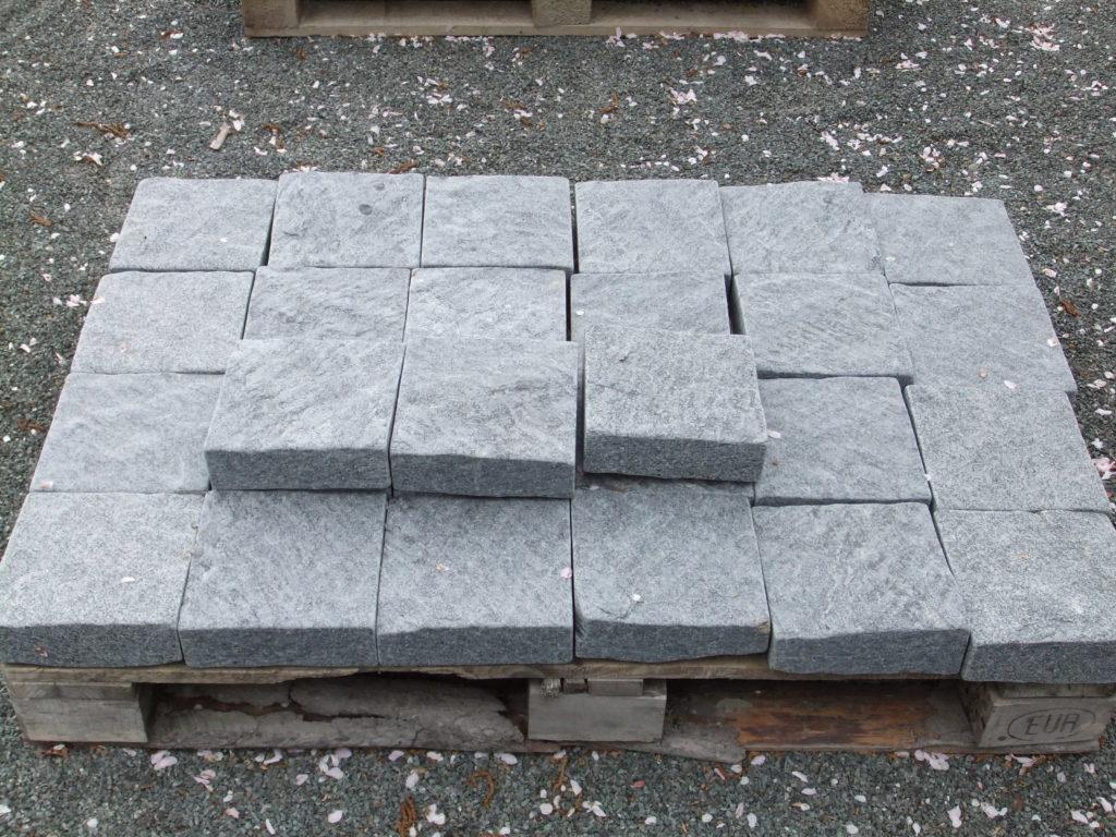 """Pflaster """"rustikal"""" (20 x 20 x 6 cm)"""