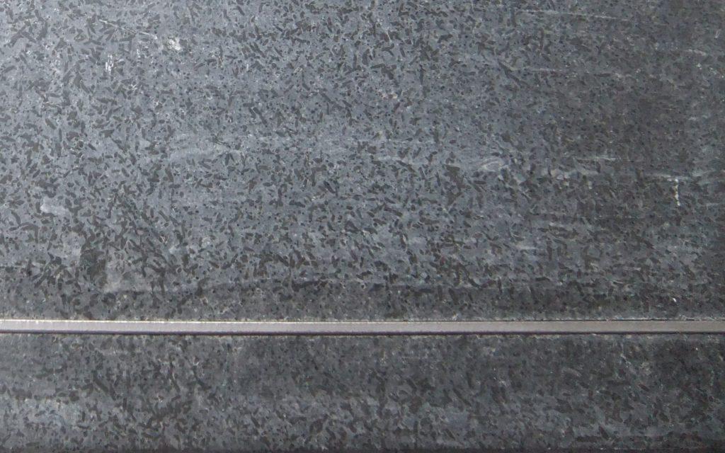 Rutschkante Edelstahlprofil