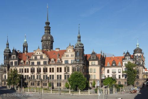 Dresden, Residenzschloss – Bild: ©David-Brandt.de, ©SKD