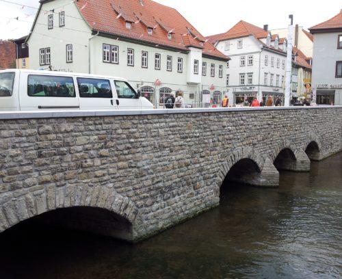 Erfurt, Fischmarkt/Schlösserstrasse – Sanierung Komplexobjekt