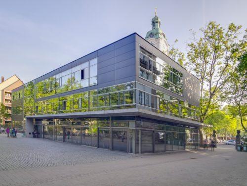 Fürth, Hardenberg-Gymnasium - Bild: ©www.heinl-foto.de
