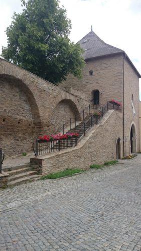 Marienberg, Zschopauer Tor und Stadtmauer – Sanierung Mauerwerk