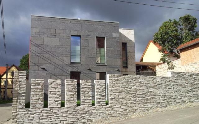 4. Fassaden / Verblendungen / Wände