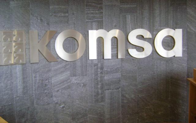 Hartmannsdorf, KOMSA Kommunikation Sachsen AG - Wandverkleidungen für Innenbereich