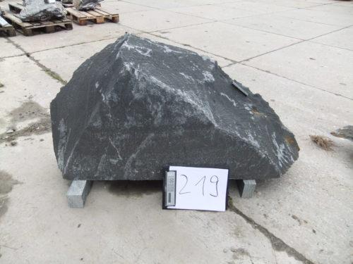 Nr. 219 186,76 € brutto inkl. MWSt., Ca.-Maße 140x65x35cm, 0,527to