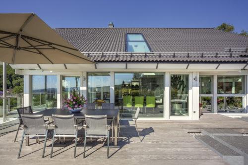 Taunus, Hanggarten, Bild: www.huf-haus.com
