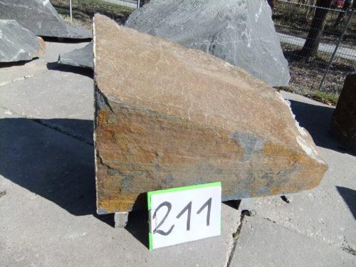 Nr. 211 187,66 € brutto inkl. MWSt., Ca.-Maße 110x75x40cm, 0,508to